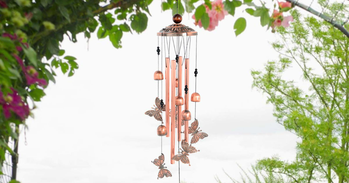 Outdoor Wind Chime ONLY $16.99 (Reg. $39)