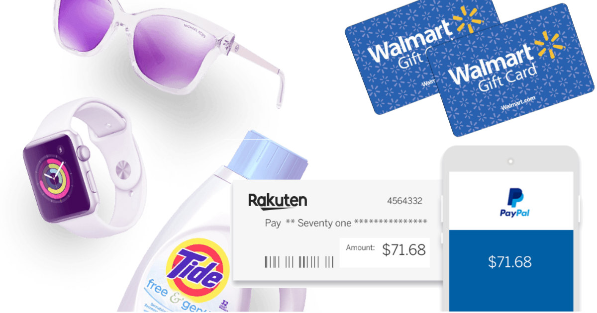 Free 10 Walmart Gift Card 10 Cash Back Today Daily Deals Coupons