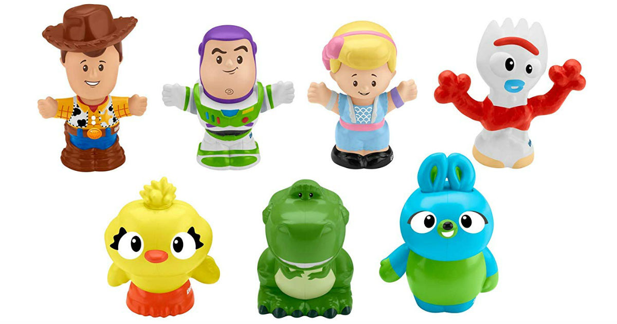 Toy Story Little People Friend Pack ONLY $14.99 on Amazon