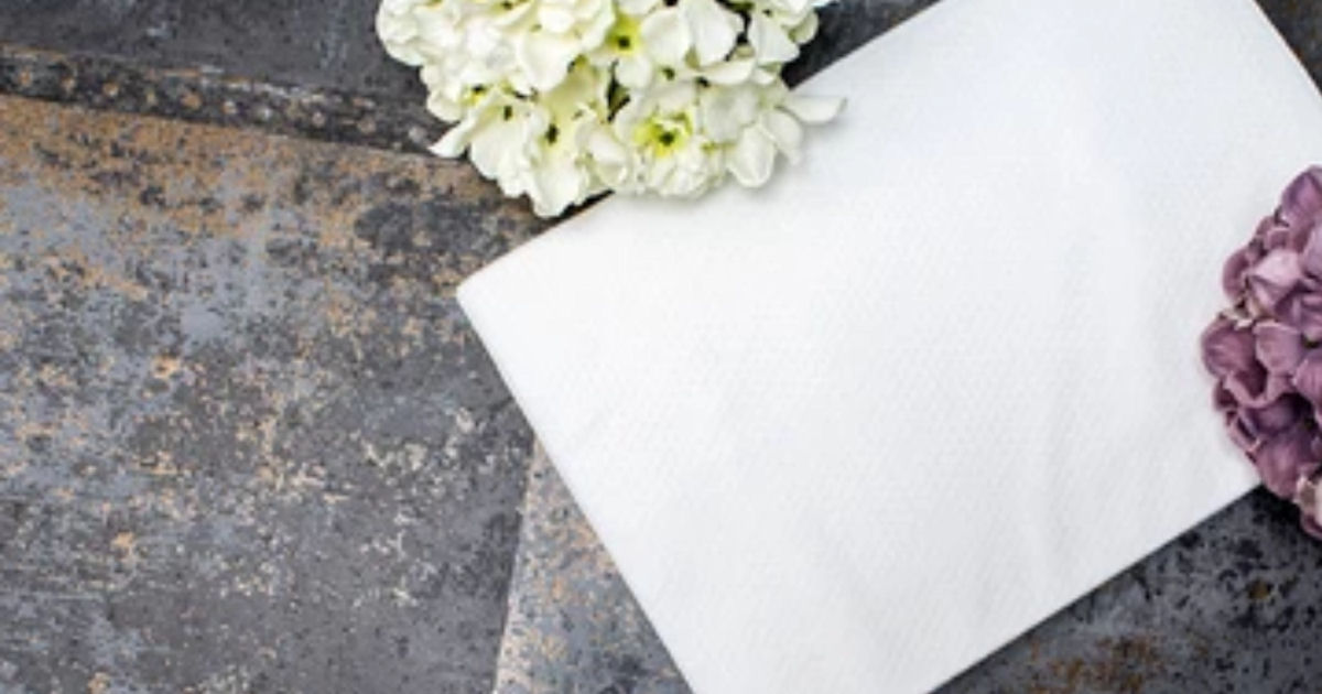 FREE Sample of HDS Eco Towels.