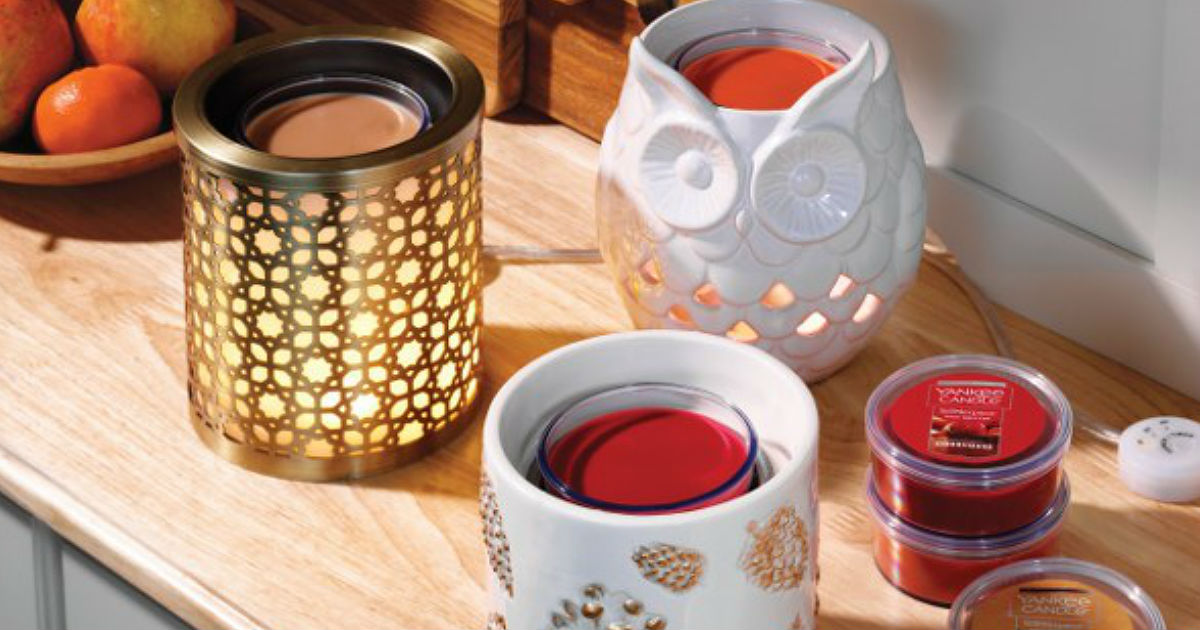 ScentPlug Refills and MeltCups ONLY $2.95 at Yankee Candle