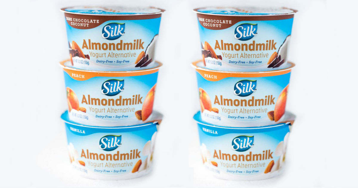 Silk Almondmilk Yogurt ONLY $0.70 at Target
