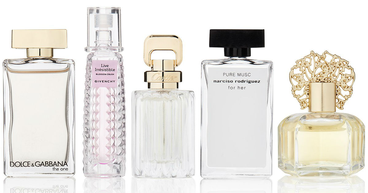 Fragrance Gift Sets 5-Piece ON...