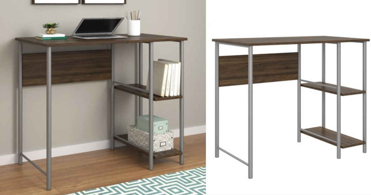 Mainstays Basic Student Desk ONLY $29.99 (Reg $50) at Walmart
