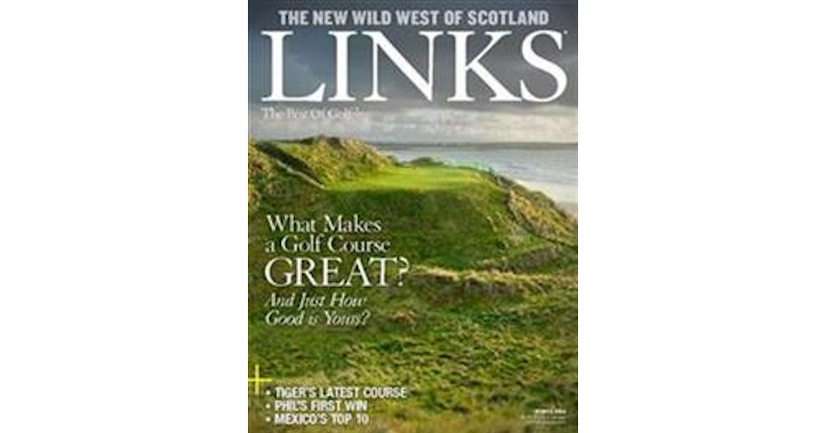 FREE Subscription to Links Mag...