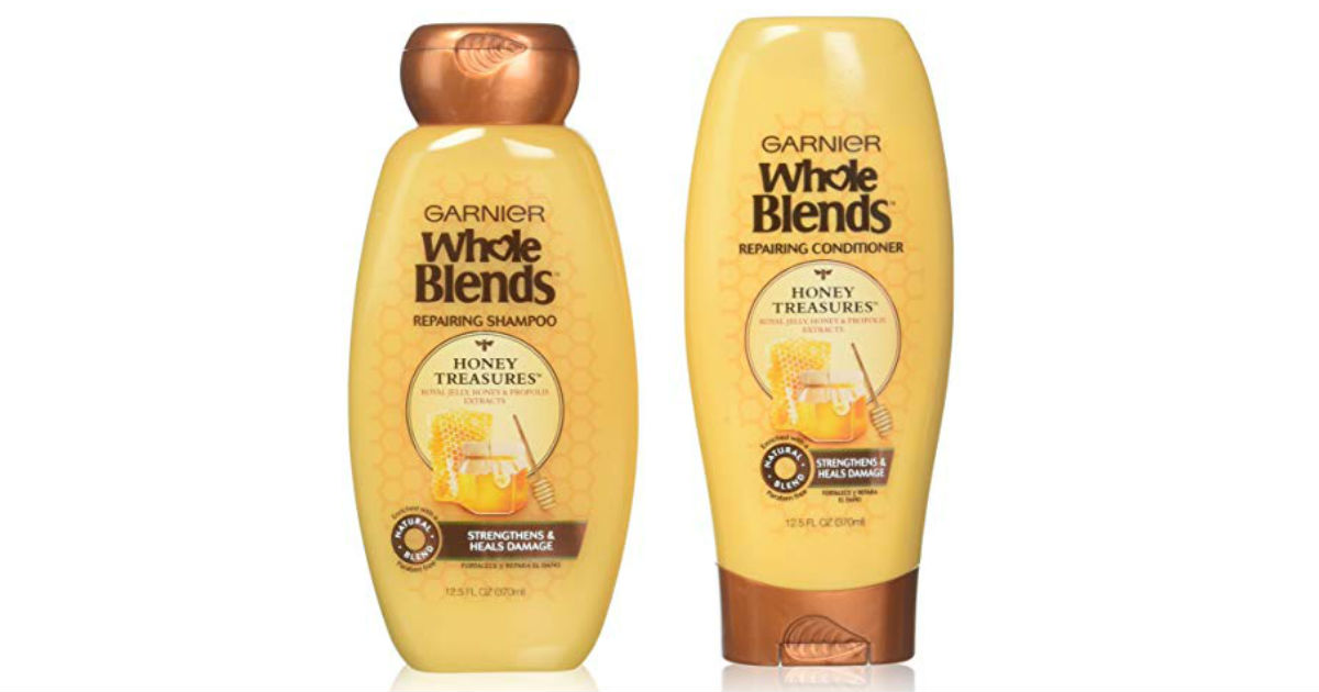 Garnier Whole Blends Hair Care ONLY $0.99 at CVS