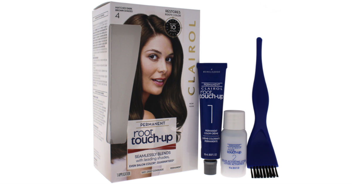 Clairol Nice'N Easy Root Touch Up Color ONLY $0.45 at Target
