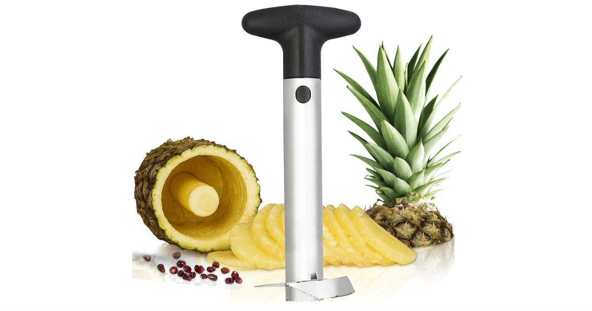 Chefland Pineapple Corer ONLY $8.49 (Reg. $20)