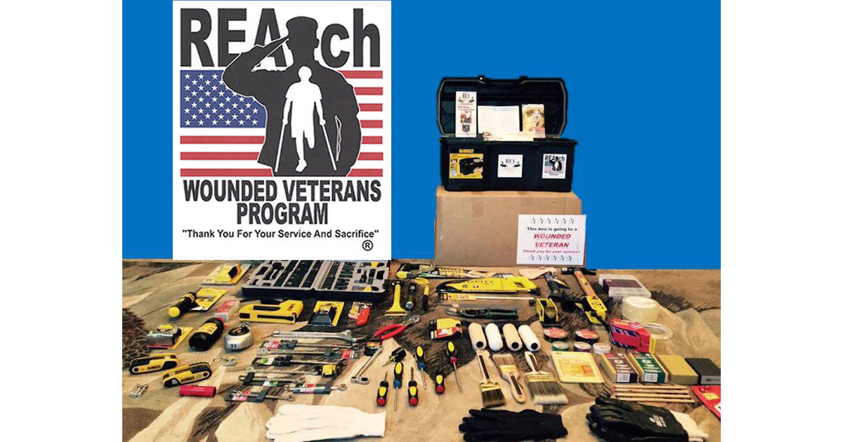 Reach Wounded Veteran Program