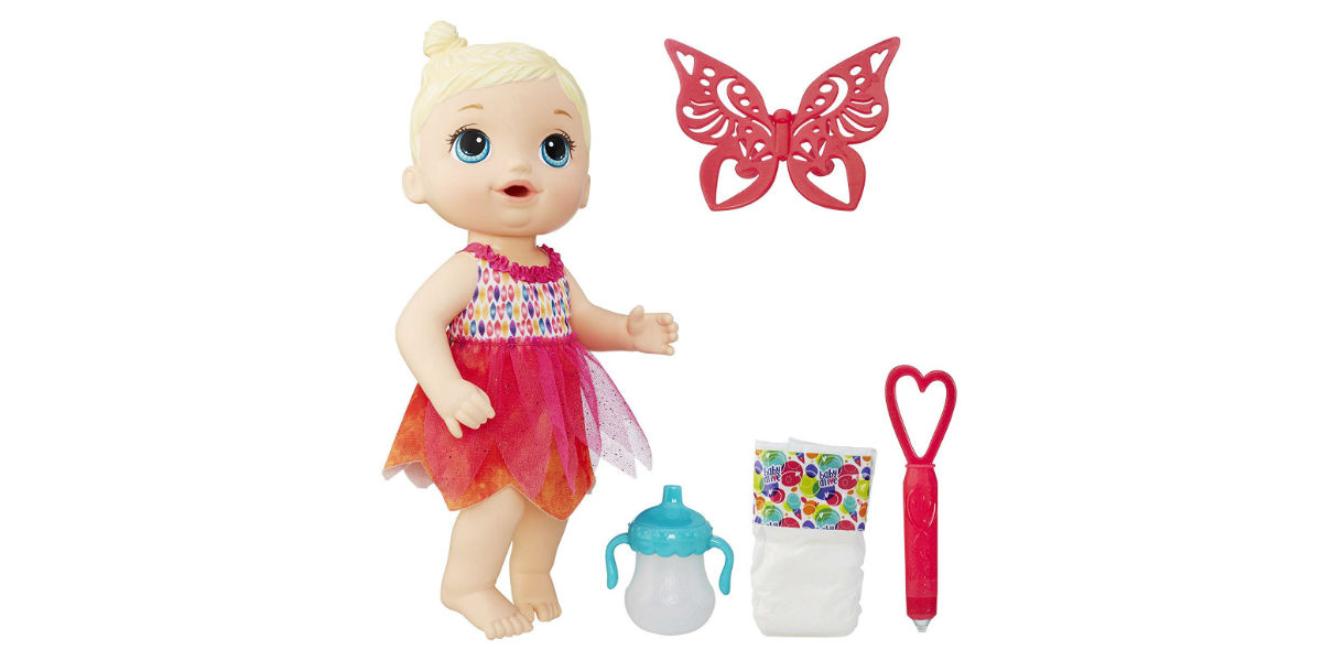 Baby Alive Face Paint Fairy ONLY $9.97 (Reg. $20)