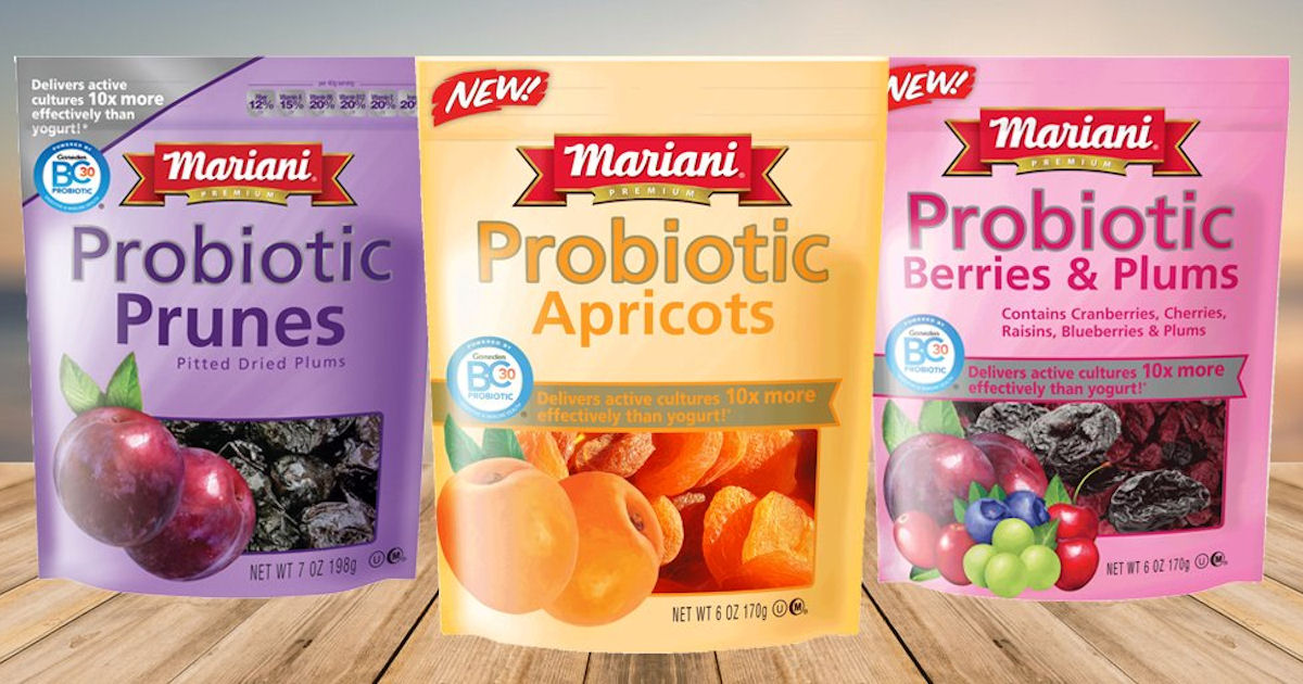 Mariani Probiotic Dried Fruit