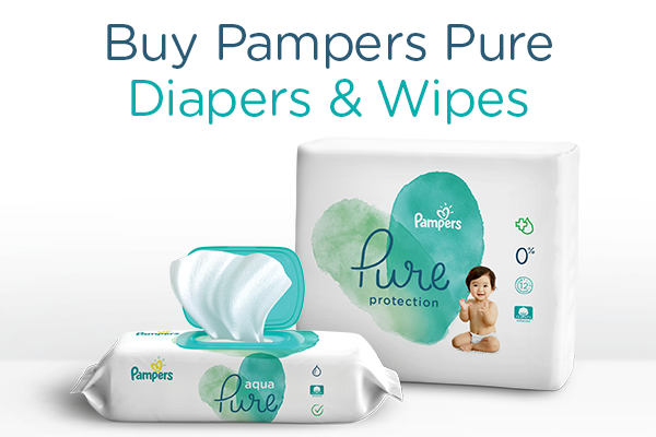 Pamper's Pure