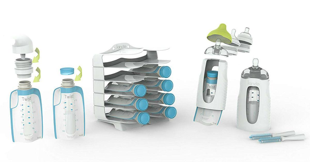 Kiinde Breast Milk Storage Starter Kit ONLY $17.99 (Reg. $40)
