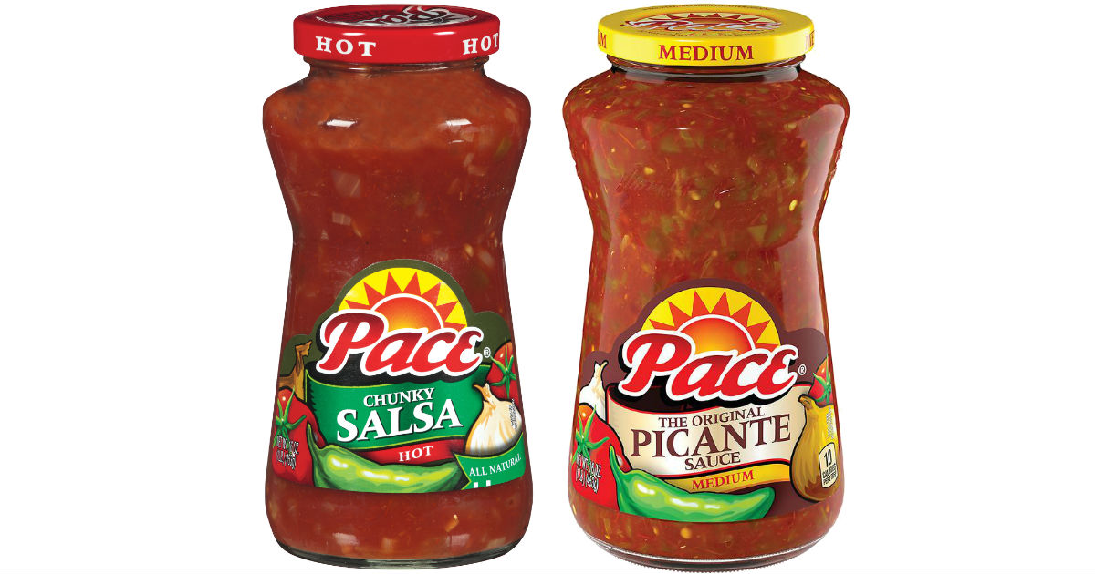 Pace Salsa ONLY $0.74 at Walgreens