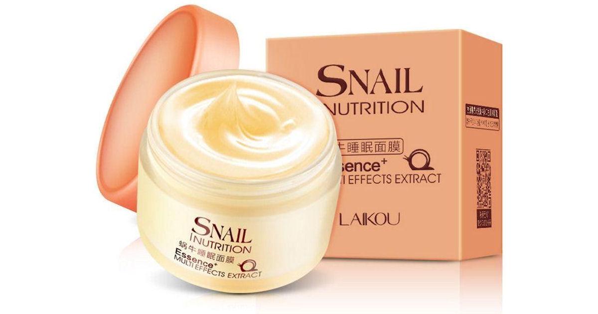 FREE Snail Nutrition Sleeping.