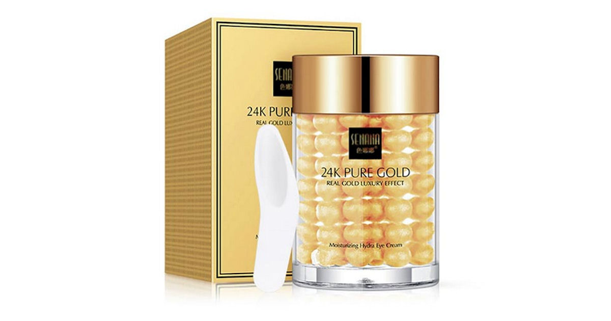 FREE Sample of 24K PURE Gold M...