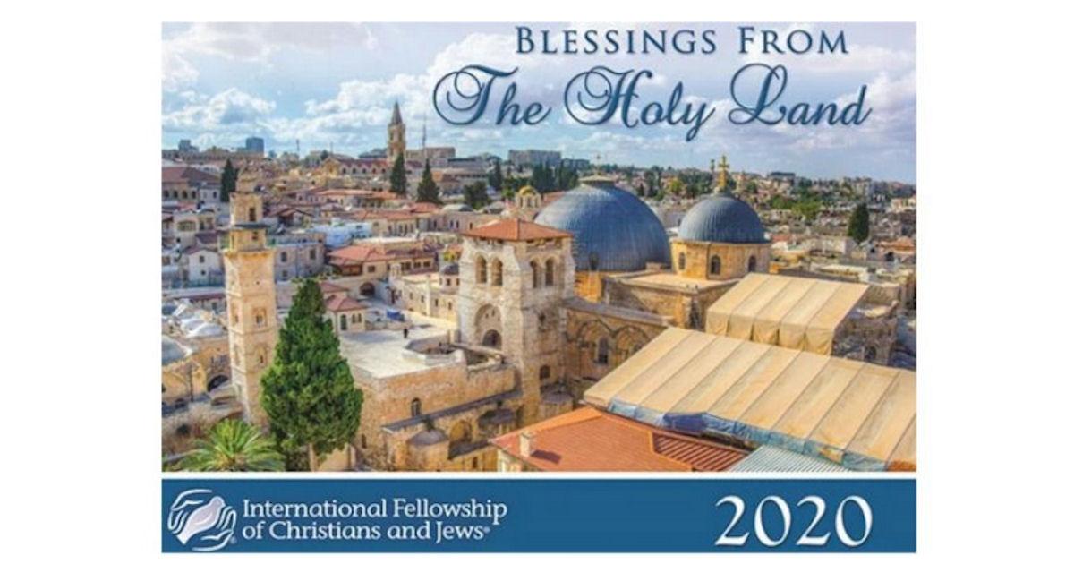 FREE 2020 Fellowship Calendar.
