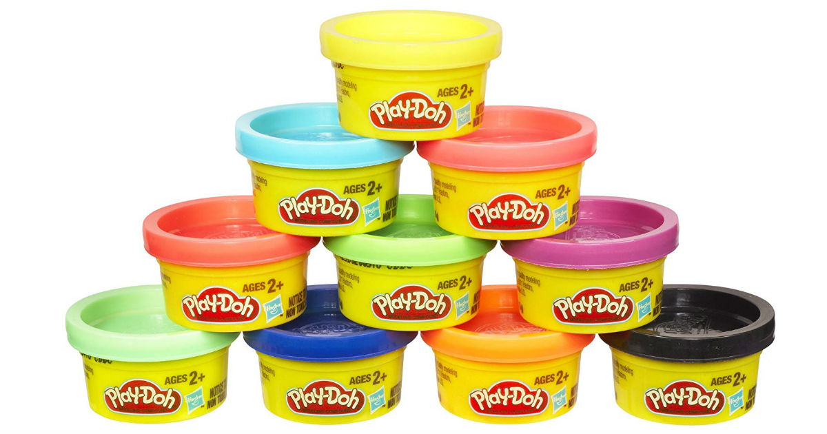 Play-Doh Party Pack ONLY $3.27 (Reg. $8)