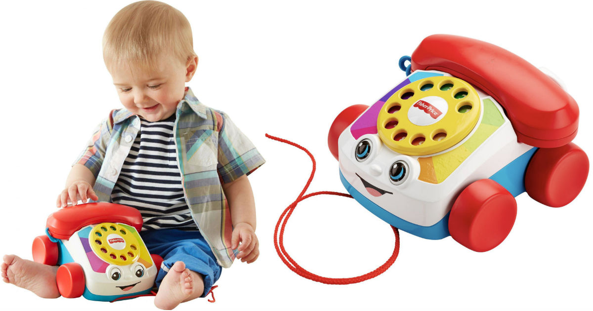 Fisher-Price Chatter Telephone...