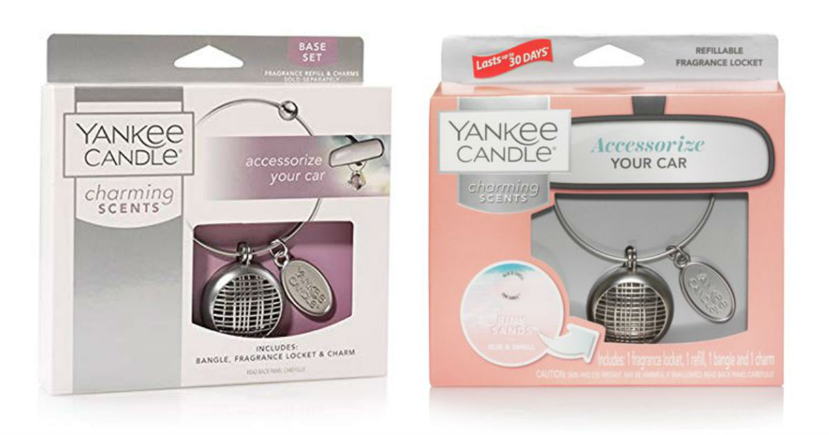 Charming Scents Starter Kits ONLY $5.00 at Yankee Candle