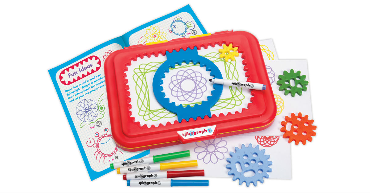 Spirograph Junior Set ONLY $12.10 at Walmart