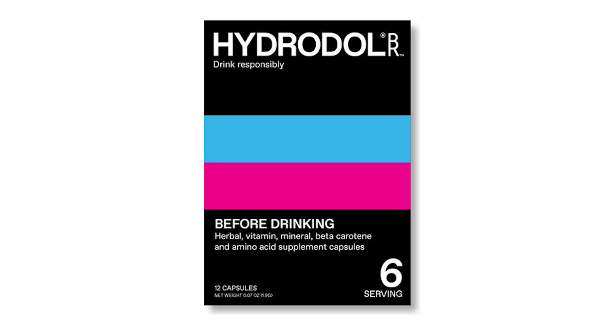 FREE Sample of Hydrodol Hangov...