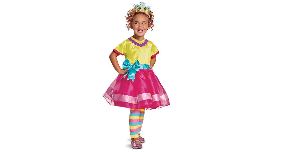 Fancy Nancy Classic Toddler Costume ONLY $6.99 (Reg $18)