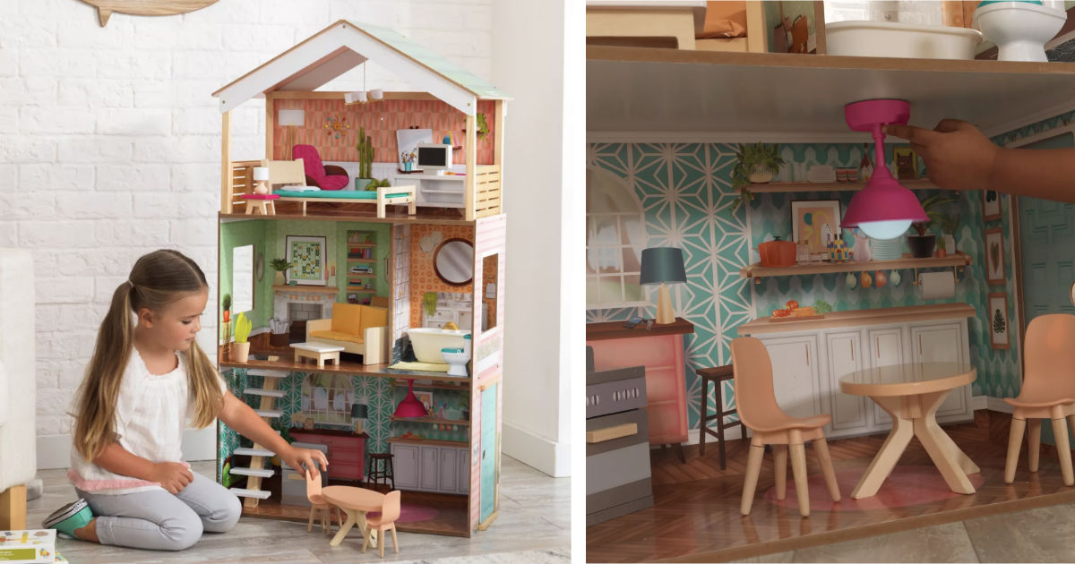KidKraft Vintage Dollhouse ONLY $74.99 Shipped (Reg $100)
