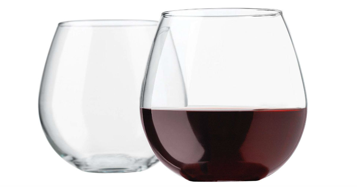 TopCashback Wine Glasses