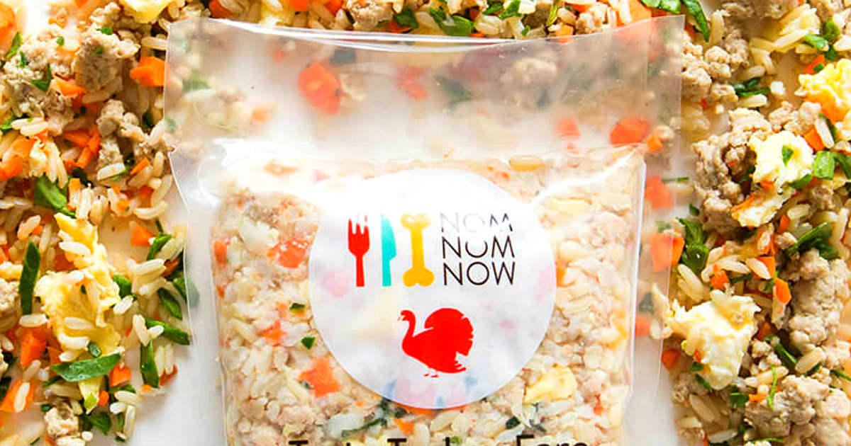 Save $30 on Nom Nom Now Pet Food Delivery