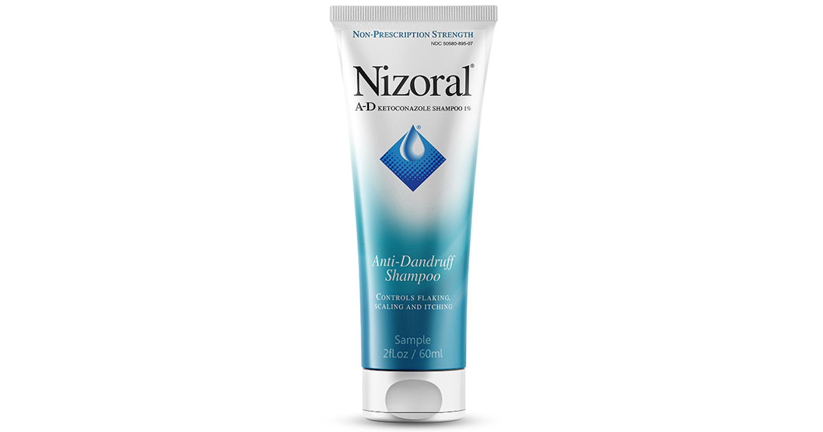 FREE Sample of Nizoral A-D Ant...
