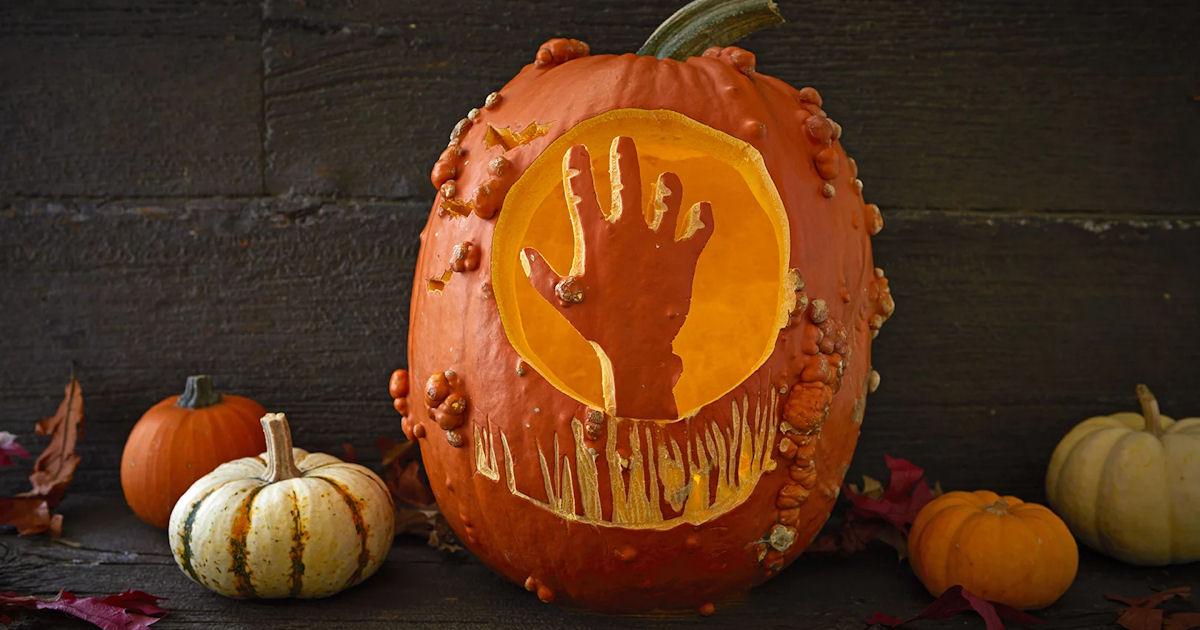FREE Pumpkin Stencils | Halloween