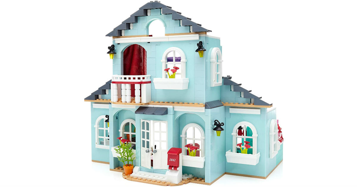 Mega Bloks at Amazon