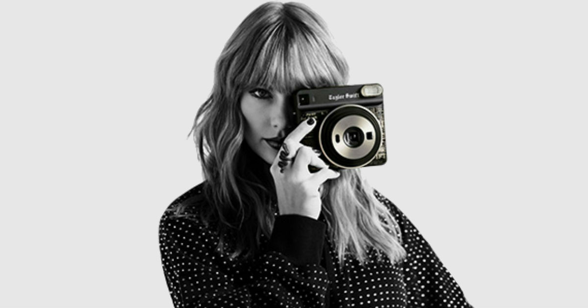 Taylor Swift Intax Square Camera ONLY $99.95 (Reg. $180)
