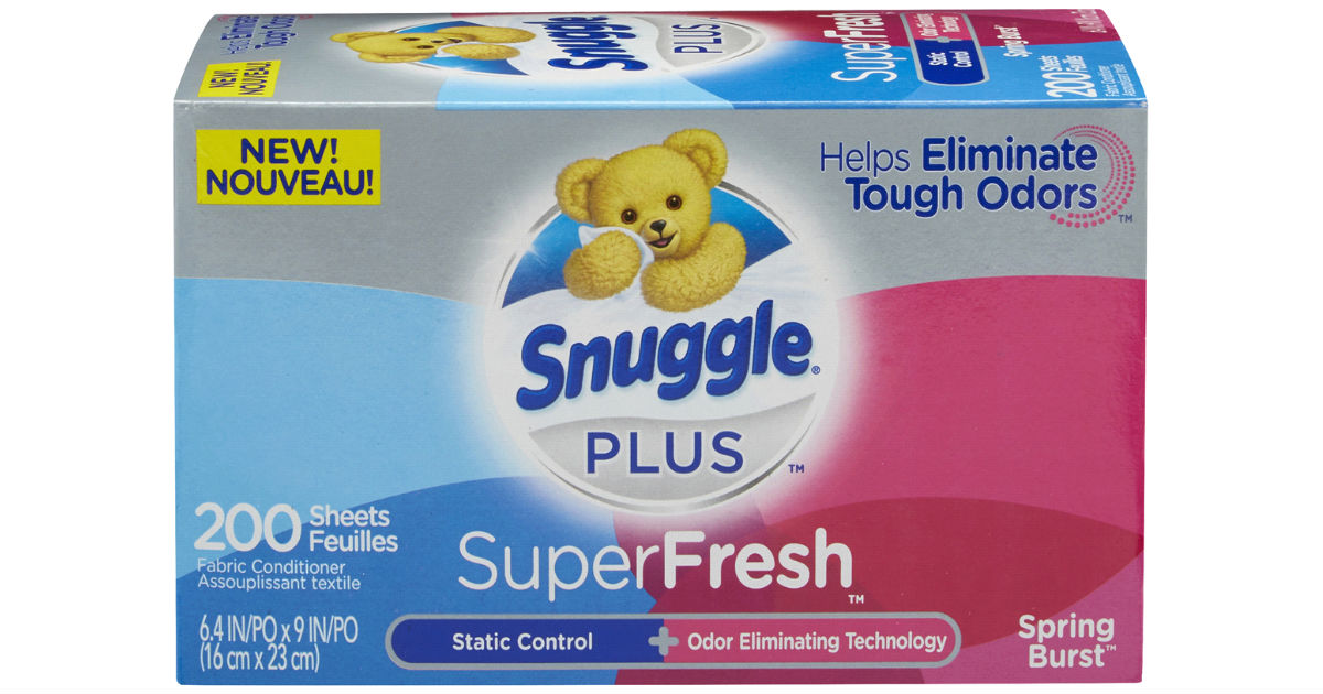 Snuggle Plus SuperFresh at Target