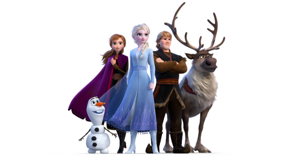 Free Frozen II Ticket with Purchase of Yoplait or Go-Gurt