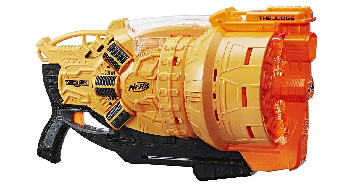 Nerf Doomlands The Judge Toy Blaster ONLY $33.99 (Reg. $60)