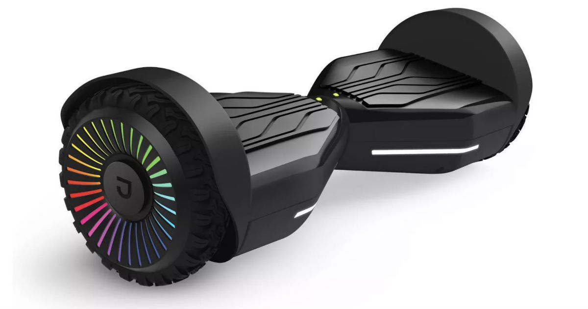Jetson Strike Hoverboard ONLY $71.25 (Reg $150) at Target