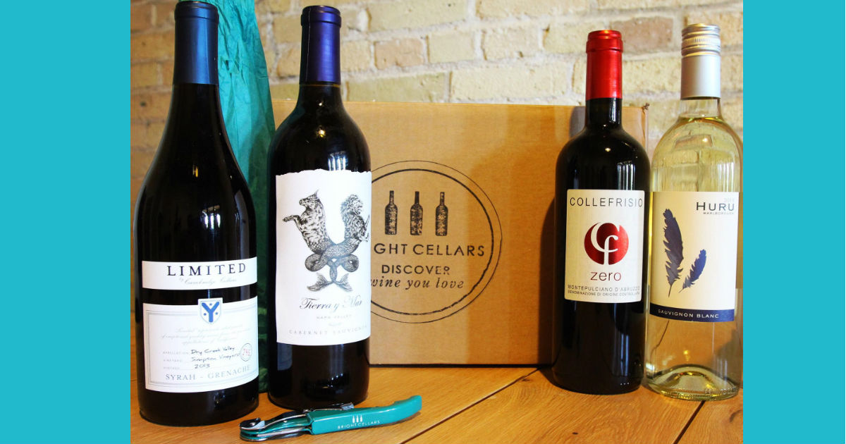 50% Off Wine - Each Bottle $12...