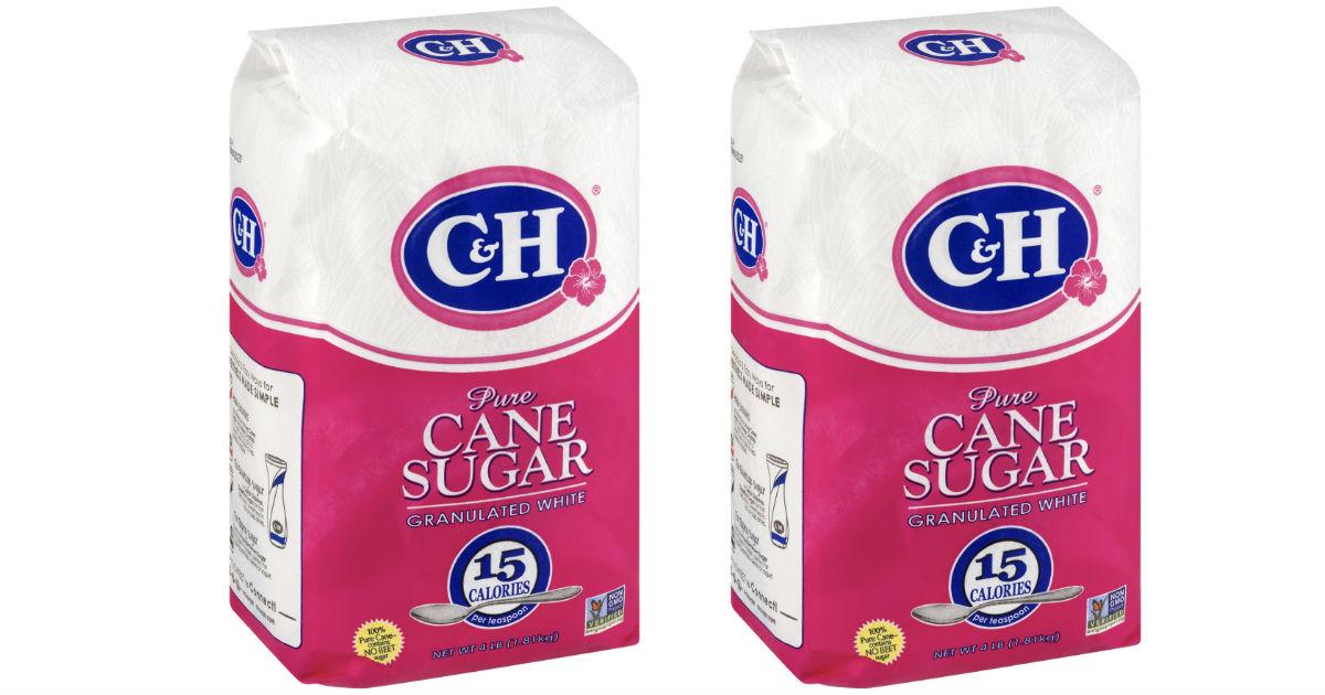 C&H Sugar Bags ONLY $1.69 Each at Walgreens (Reg $3.49)