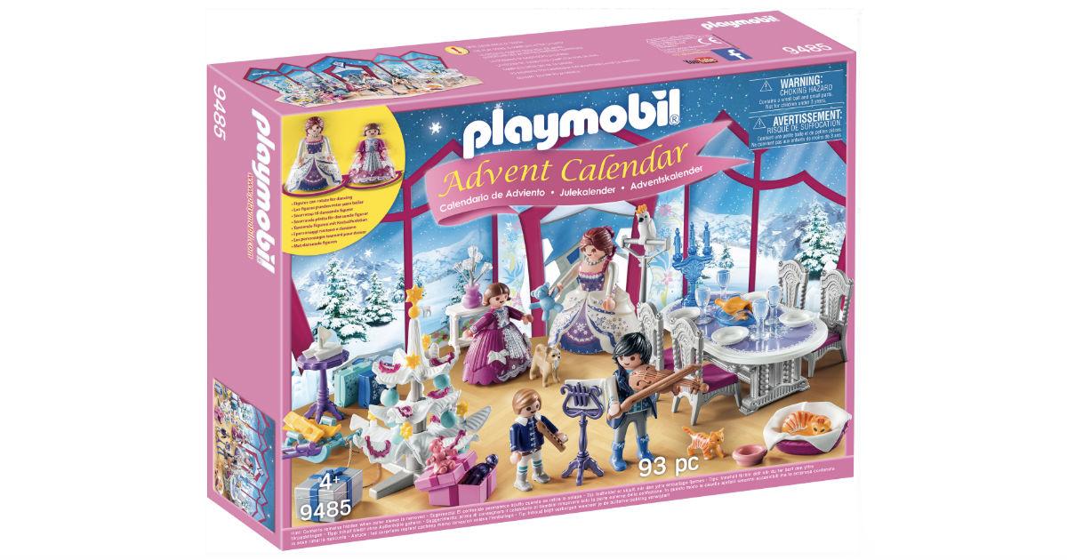 PLAYMOBIL Advent Calendar Christmas Ball ONLY $16.49 (Reg $25)