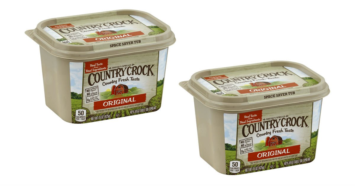 Country Crock at Walmart