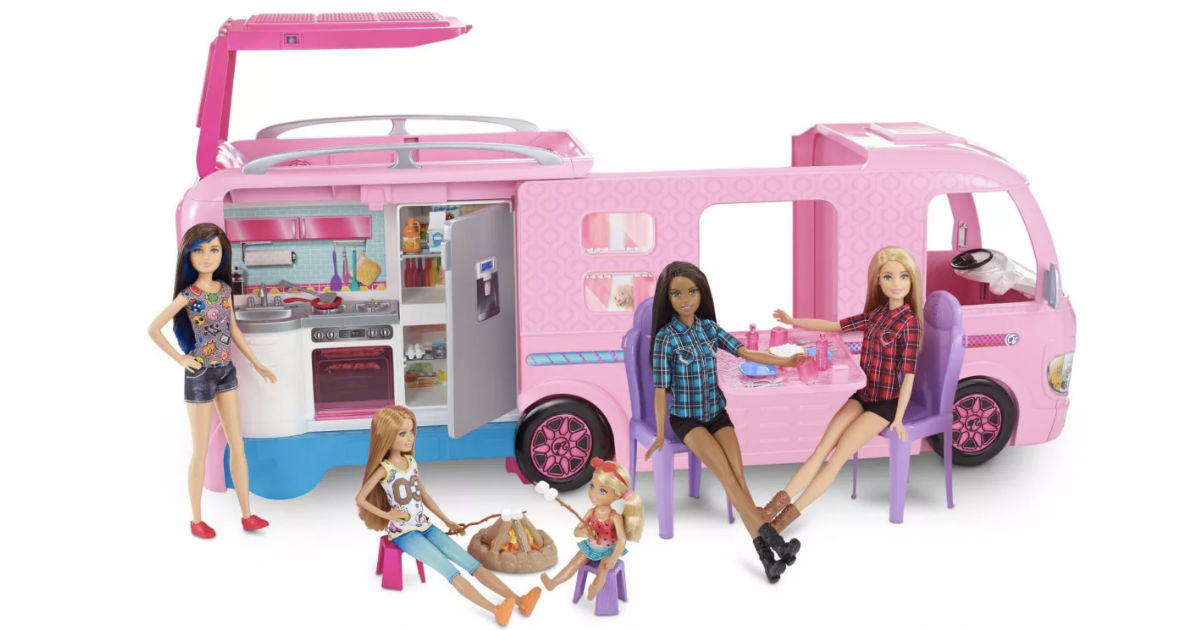 Barbie Dream Camper ONLY $48.74 Shipped at Target (Reg $95)