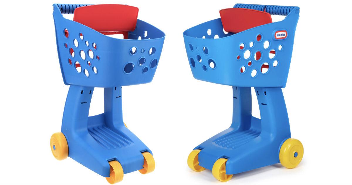 Little Tikes Lil' Shopper Toy ONLY $10.98 (Reg $17) at Walmart
