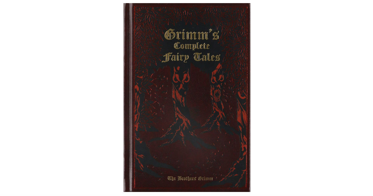 Grimm's Complete Fairy Tales on Amazon