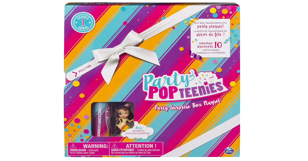 Party Popteenies at Amazon