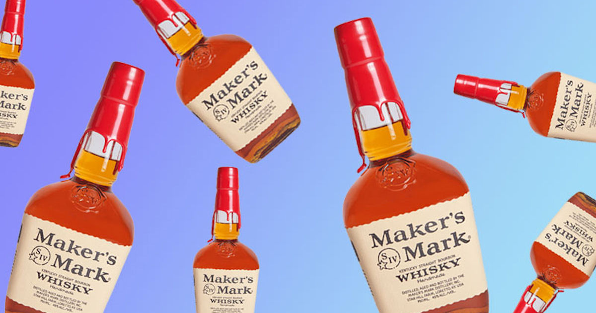 FREE Maker's Mark Personalized...