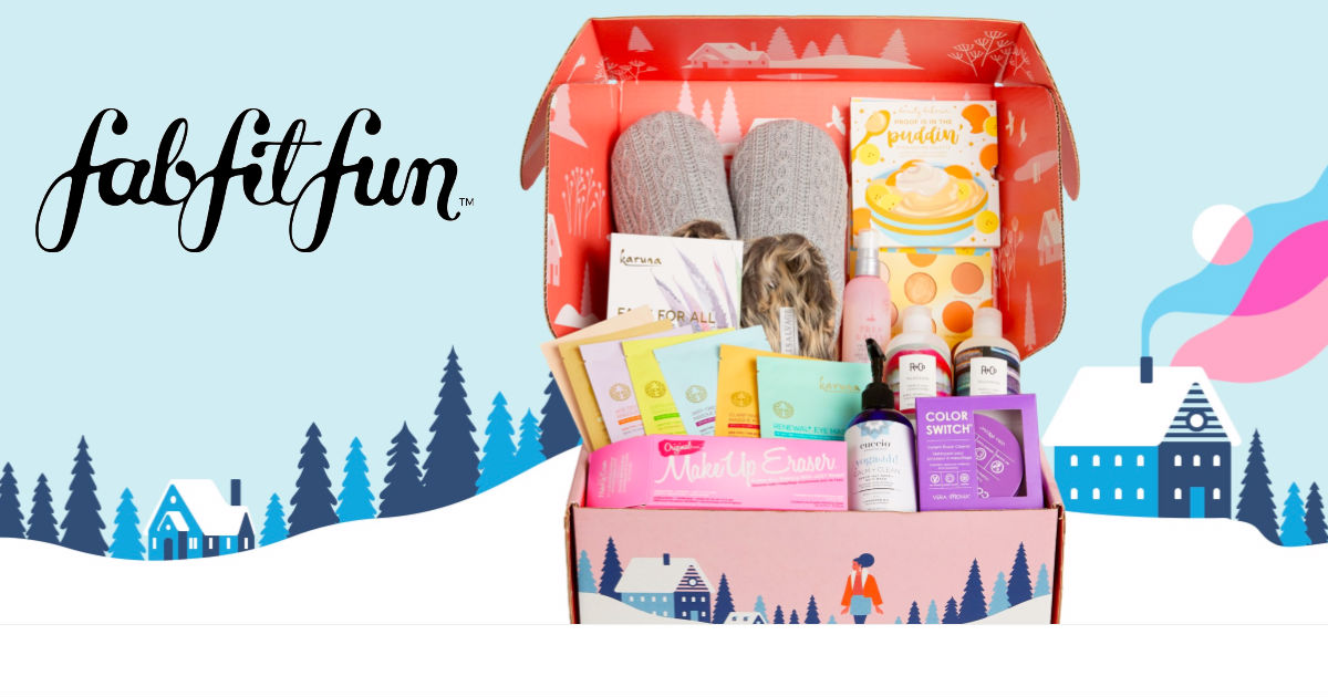 FREE FabFitFun Mini Beauty Box...