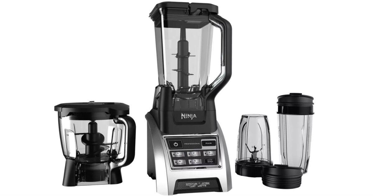 Ninja Professional 1200W Kitchen System ONLY $94.99 (Reg $200)