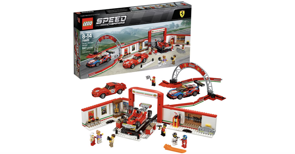 LEGO Speed Champions at Target